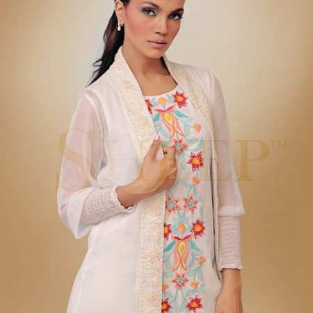White-Casual-dress-for-Women-by-SHEEP-002
