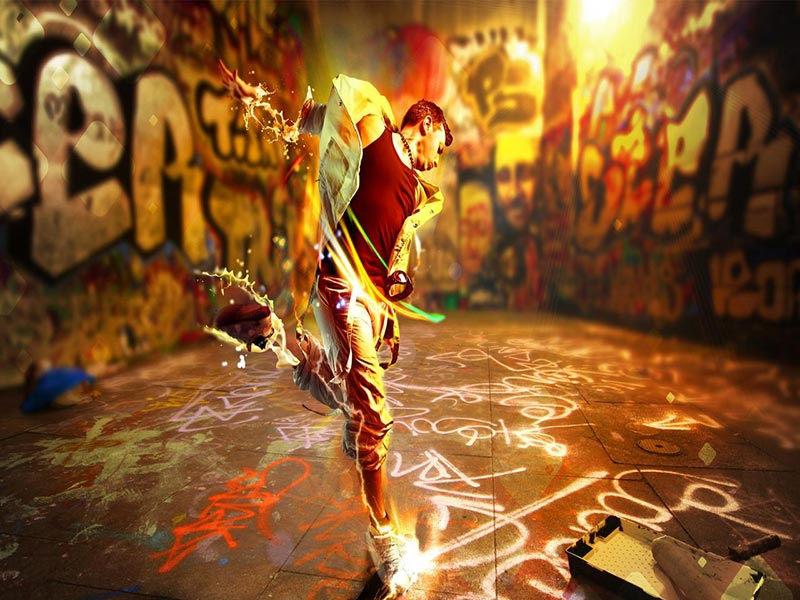 Resident-Evil-Dance-Graffiti-Art-1280x1024